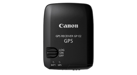 Canon's GP-E2 Top