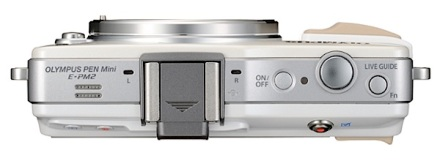 Olympus PEN  E-PM2 top.jpg