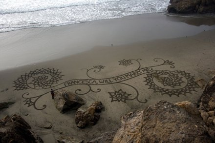 incredible sand drawings by Andres Amador 8