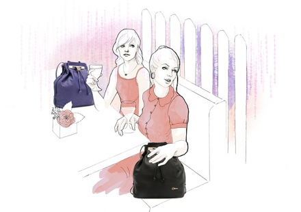 Lifestyle illustrations by Willa Gebbie