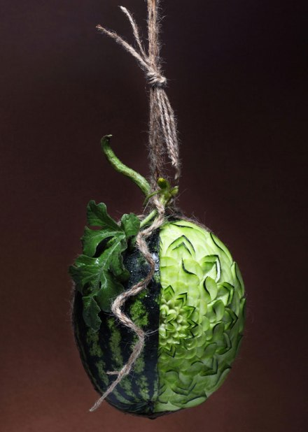 10 1 Food Carving Photos by Ilian Iliev