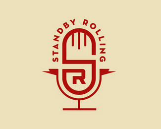 23.microphone logo