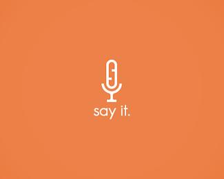 24.microphone logo