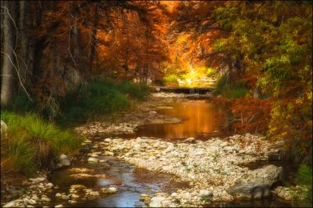 Sabinal River Colors