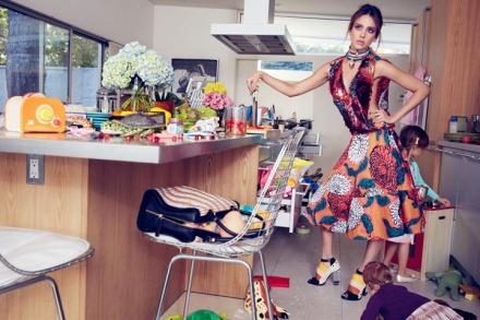 221 Jessica Alba for InStyle magazine
