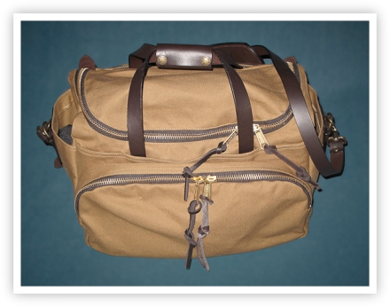 Filson Sportsman's Bag (Closed)