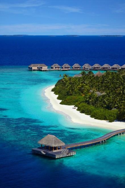 Dusit Thani Maldives14 650x975 Dusit Thani Maldives Resort in Baa Atoll